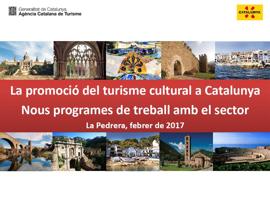 Turisme Cultural a Catalunya