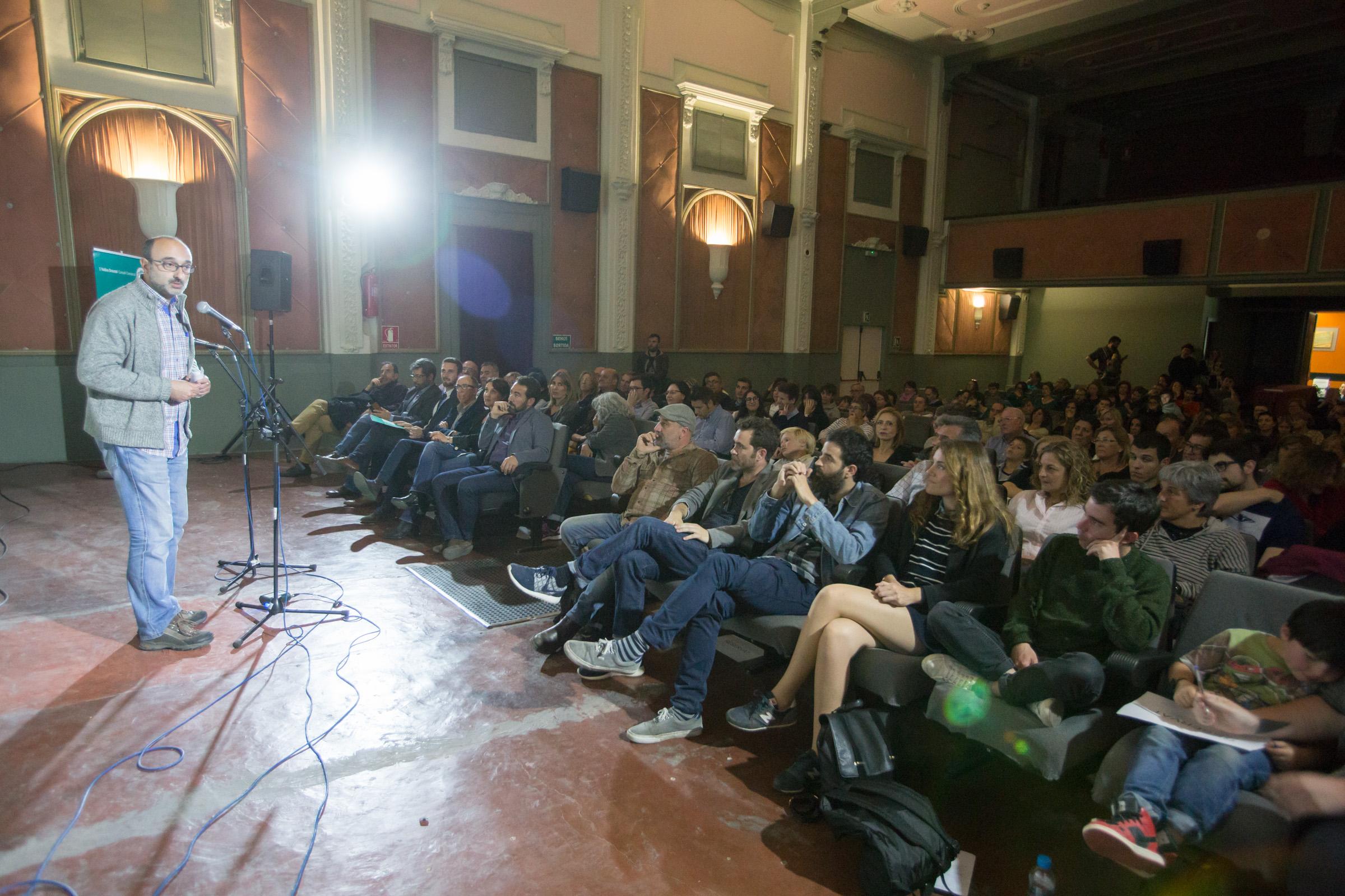 Albert Benzekry, regidor de cultura, patrimoni, turisme i participació