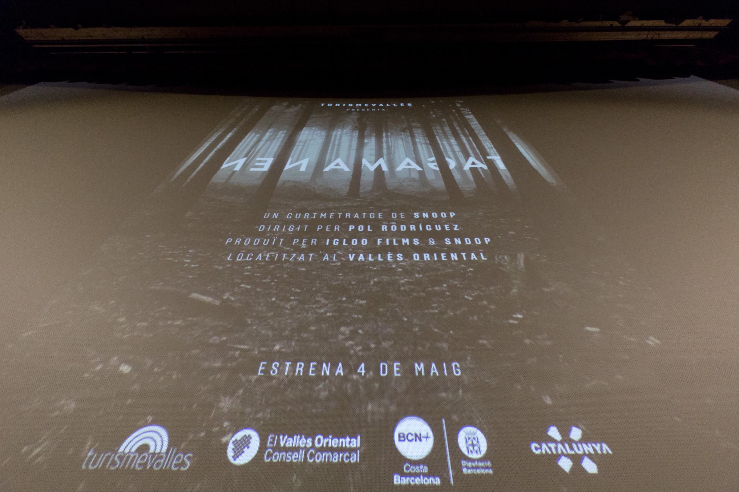 Nen Amagat, curtmetratge de promoció turística del Vallès Oriental