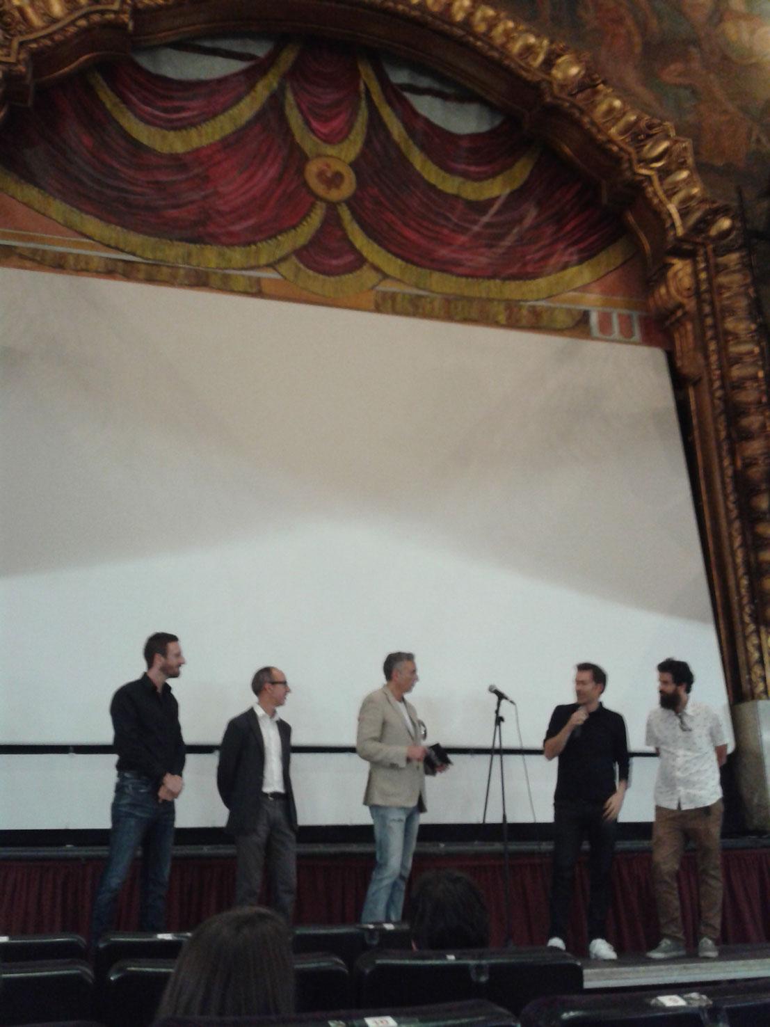 Nen Amagat al Festival Internacional de Cinema Fantàstic de Sitges 2016