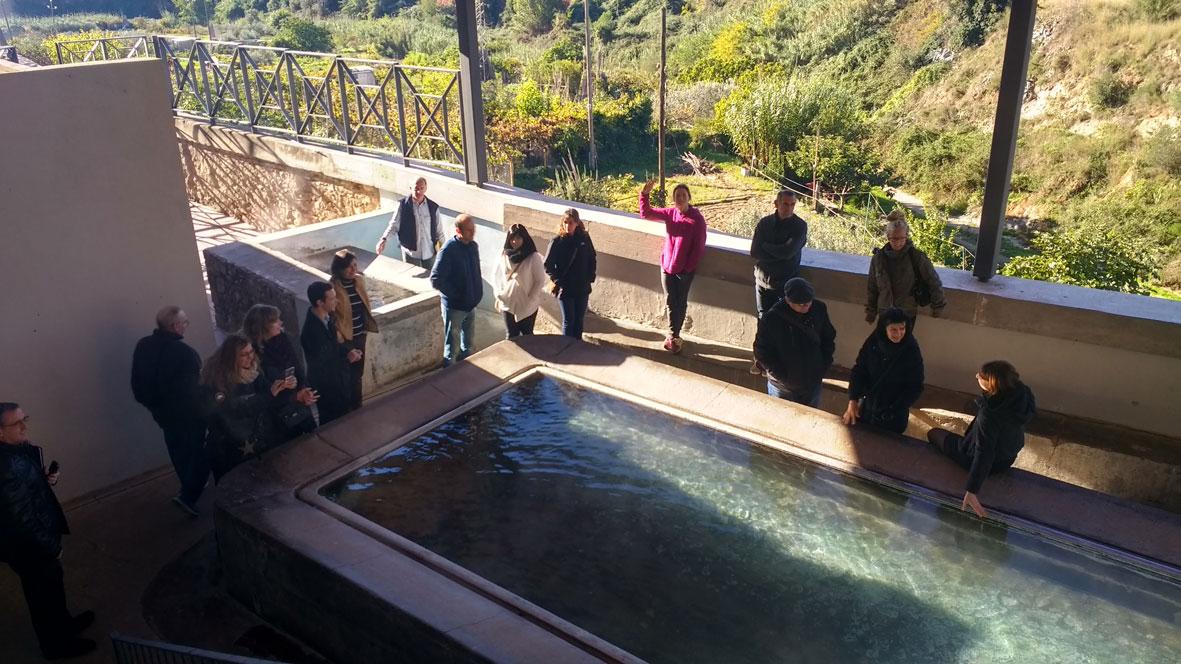 Descoberta de l'entorn SICTED 2016 - Caldes de Montbui