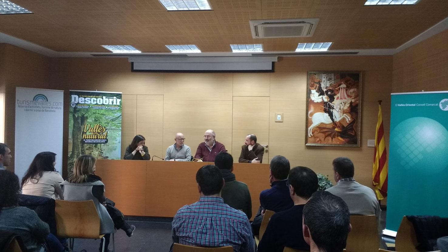 Descobrir Catalunya, Vallès natural