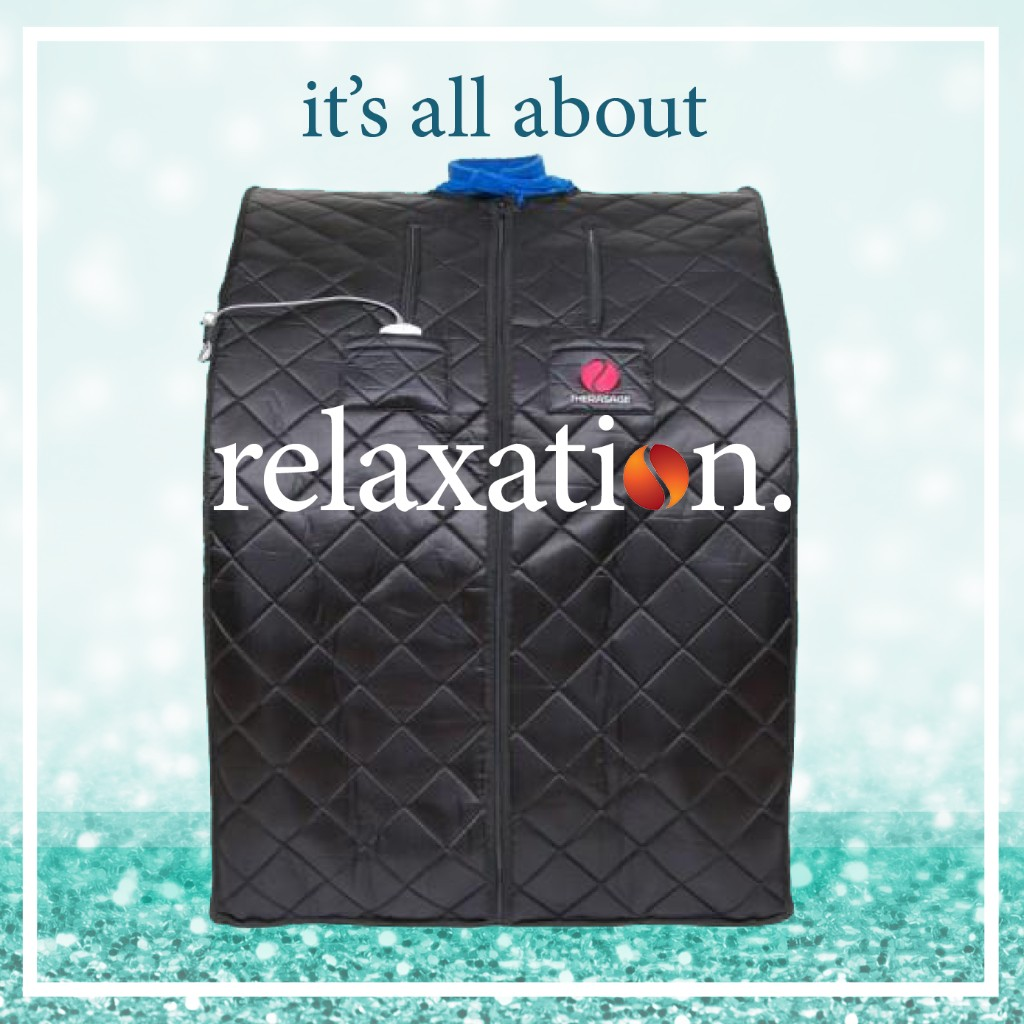 The Thera360TM featuringTheraFusionTM InfraRed Technology has completely revolutionized personal health products with its patented Infrared Portable Sauna.