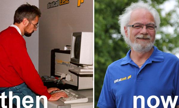 Martin Bader: damals & heute