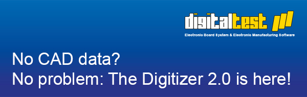 No CAD data? No problem: The Digitizer 2.0 is here!