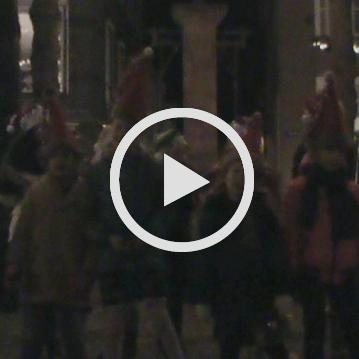 Hoe de Gniep de Kerst stal, optreden in Grave Kerstkoopavond 2016