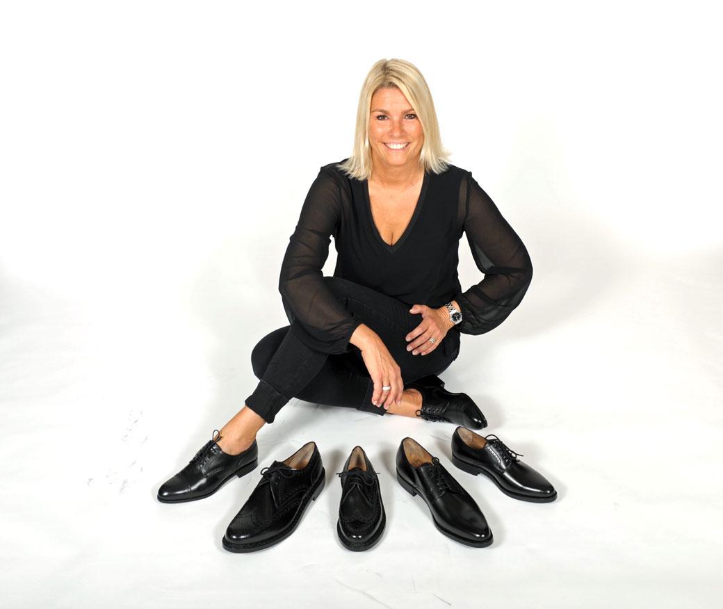 Lilienstein Schuhe, Tanja Klümper