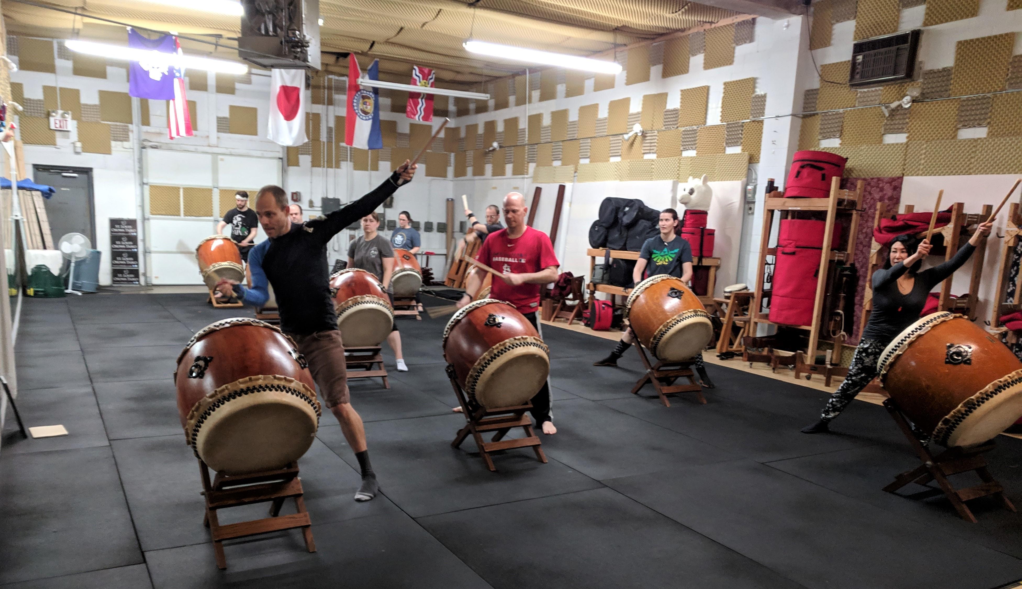 Kris Bergstrom workshop in February 2019