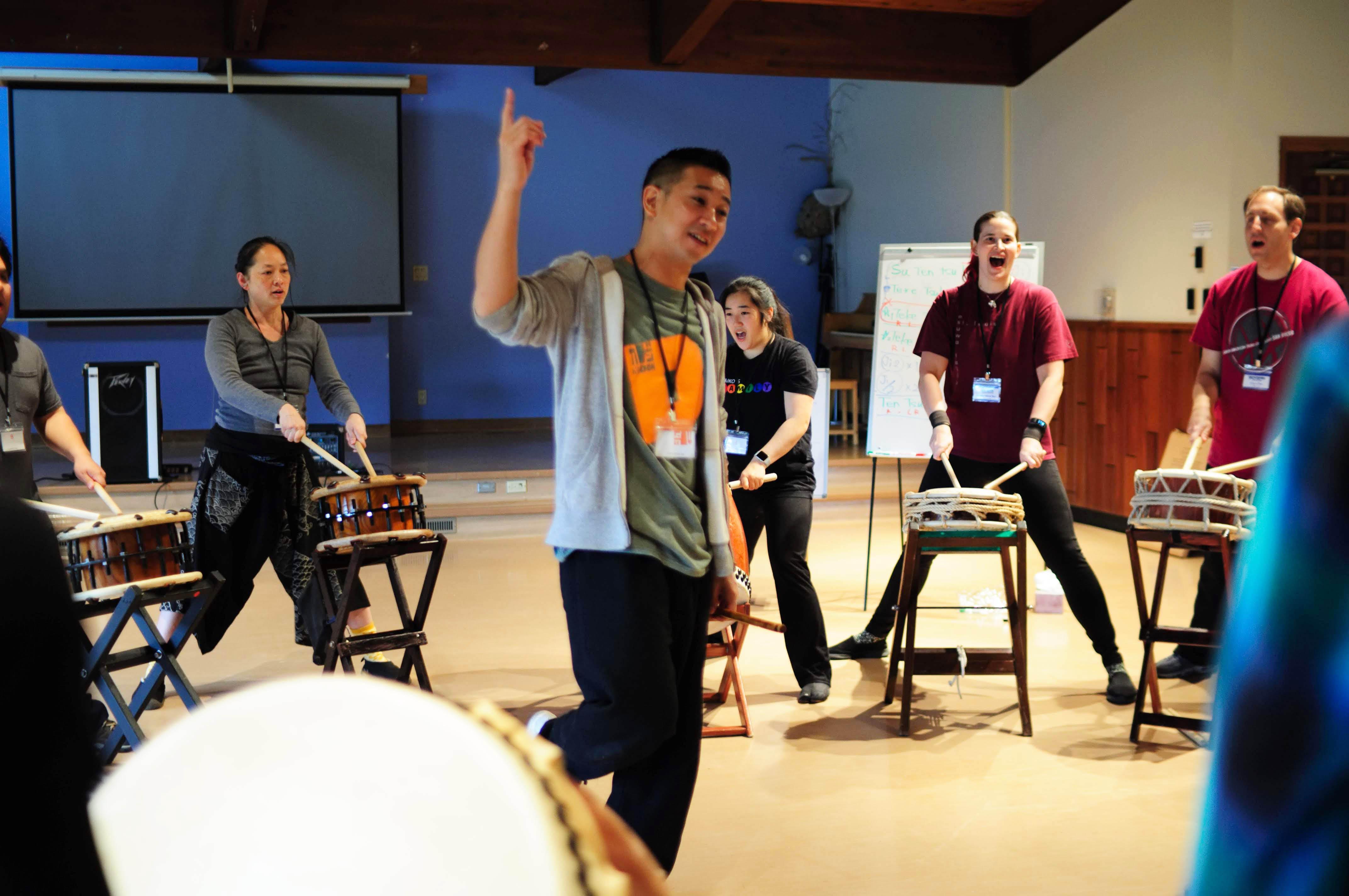 Workshop with Shogo Yoshii