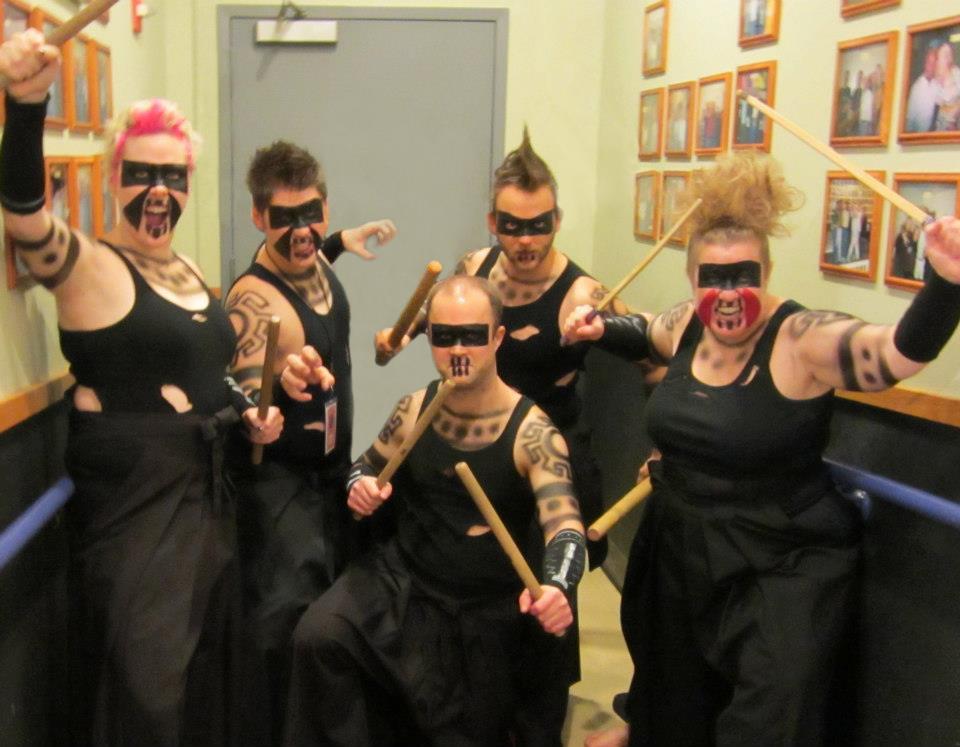 2012 El Monstero performance