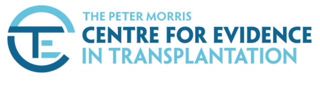 Centre for Evidence in Transplantation