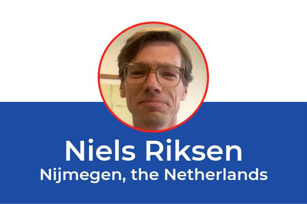 Niels Riksen (Nijmegen, the Netherlands) in an ESOT2019 invited speaker