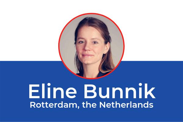 Eline Bunnik - ESOT2019 Invited Speaker