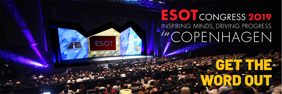 ESOT2019 - Get the word out