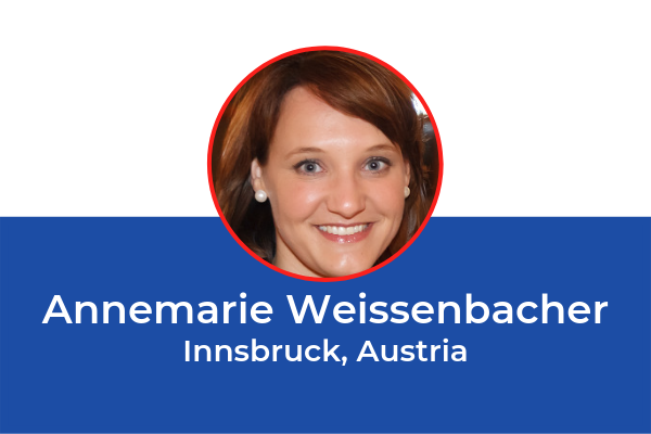 ESOT2019 Invited Speaker Annemarie Weissenbacher (Innsbruck, Austria)