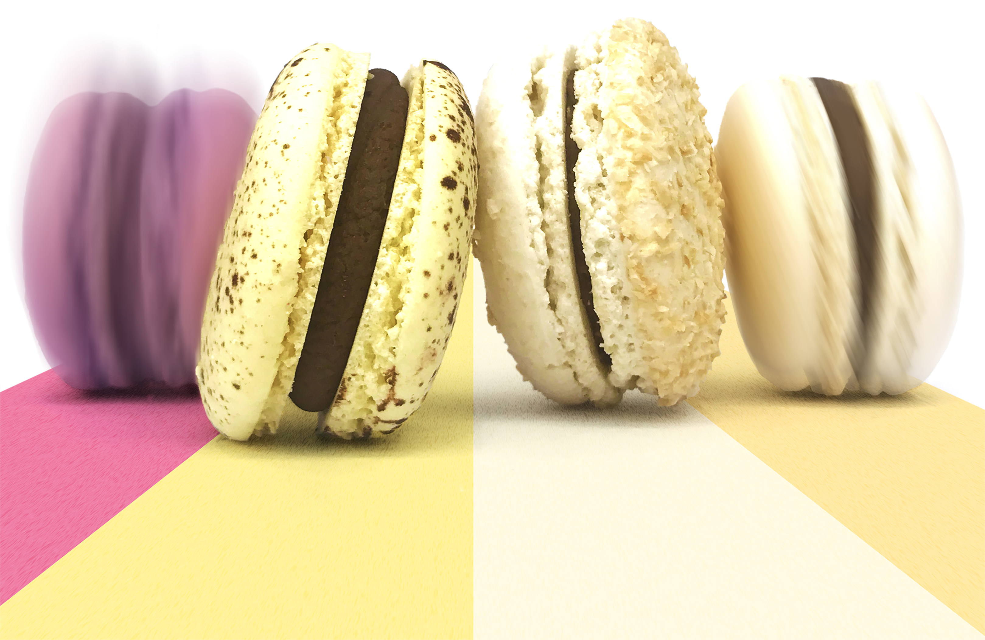 Delicious Macaroons - Load images to see!
