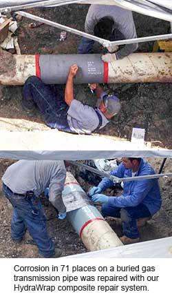HydraWrap Repair