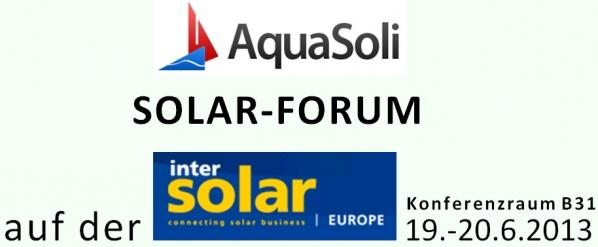 AquaSoli - Logo