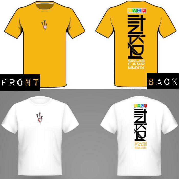 Siklab Camp t-shirt