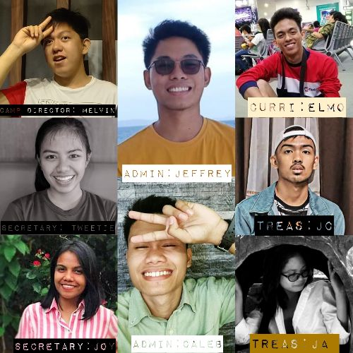 Siklab Camp 2019 Executive Committee