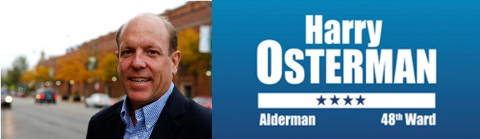 Harry Osterman - 48th Ward Alderman