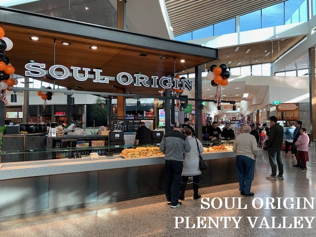 Soul Origin Plenty Valley