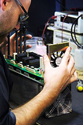 Fanuc Power Supply Repair