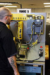 Fanuc Power Supply Repair Service