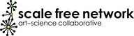 Scale Free Network – Art-Science Collaborative