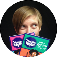 Ailsa Wild launches her new Squish Taylot book series