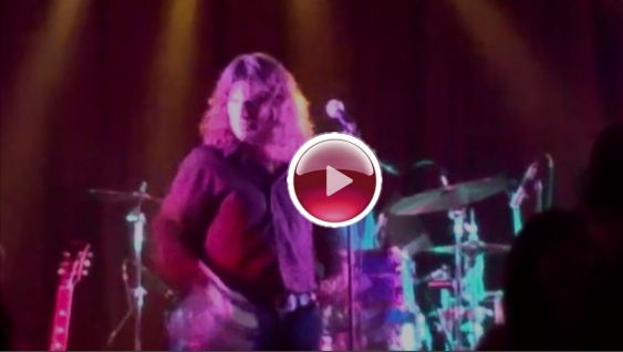 Live And Let Die (phone video/audio)