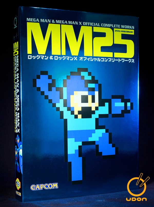 UDON @ COMIC-CON. Both #2459. MEGA MAN ©CAPCOM CO., LTD. ALL RIGHTS RESERVED.