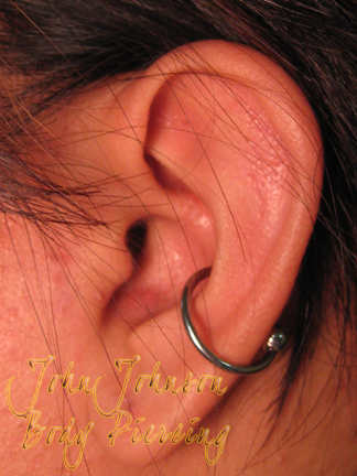 Why are Rings Harder to Heal a Piercing With?