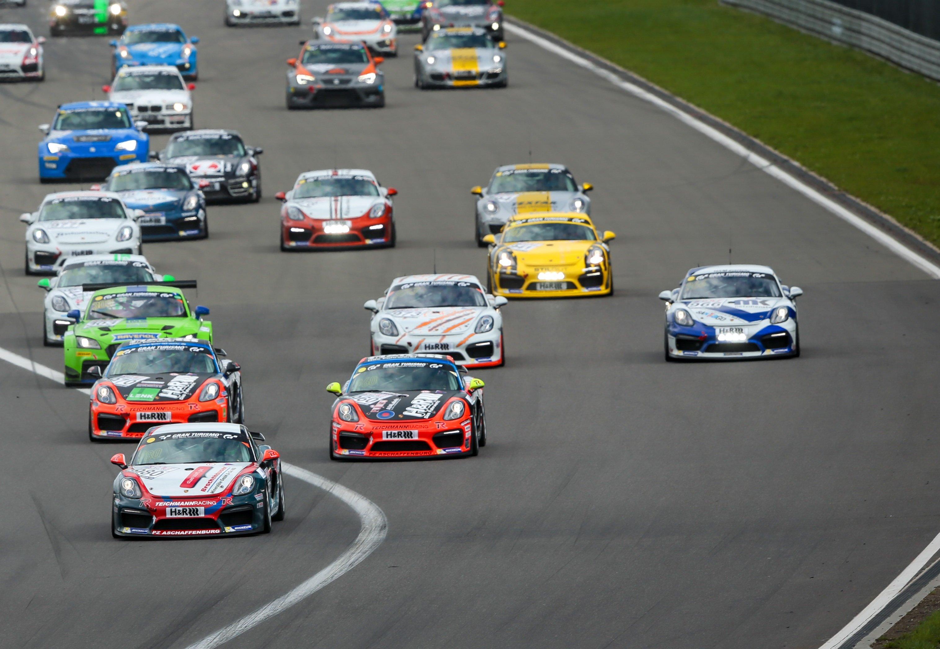 Doppel-Podium für Teichmann Racing