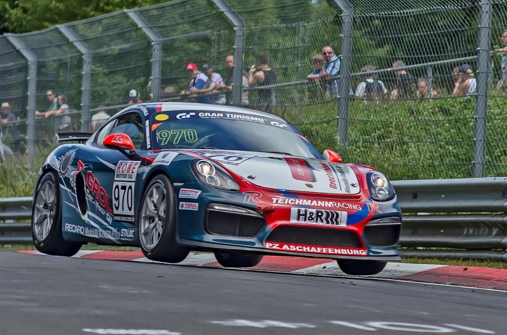 Wichtige Punkte für Teichmann Racing