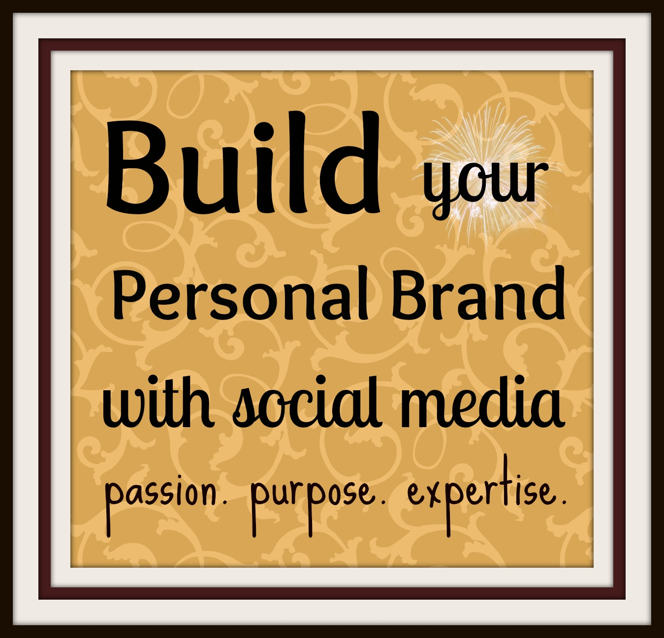 personal brand #BuildYrBrand 5: Build Your Brand with a Blog (or podcast or vlog)
