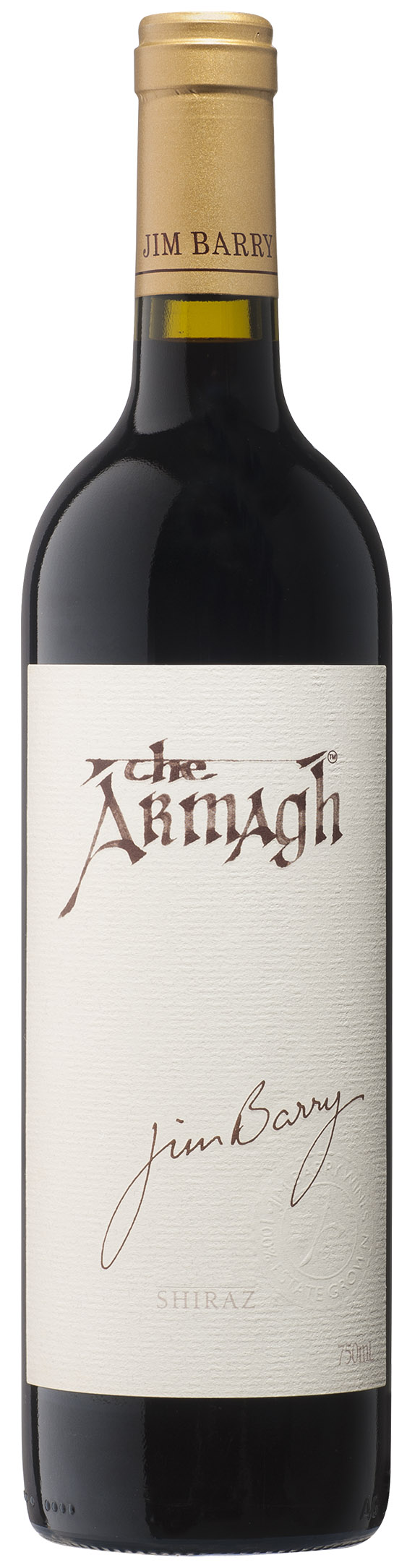 Jim Barry The Armagh Shiraz bottle