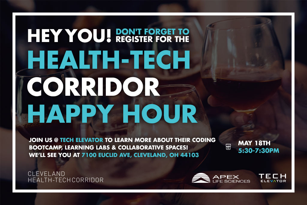 Health-Tech Corridor Happy Hour