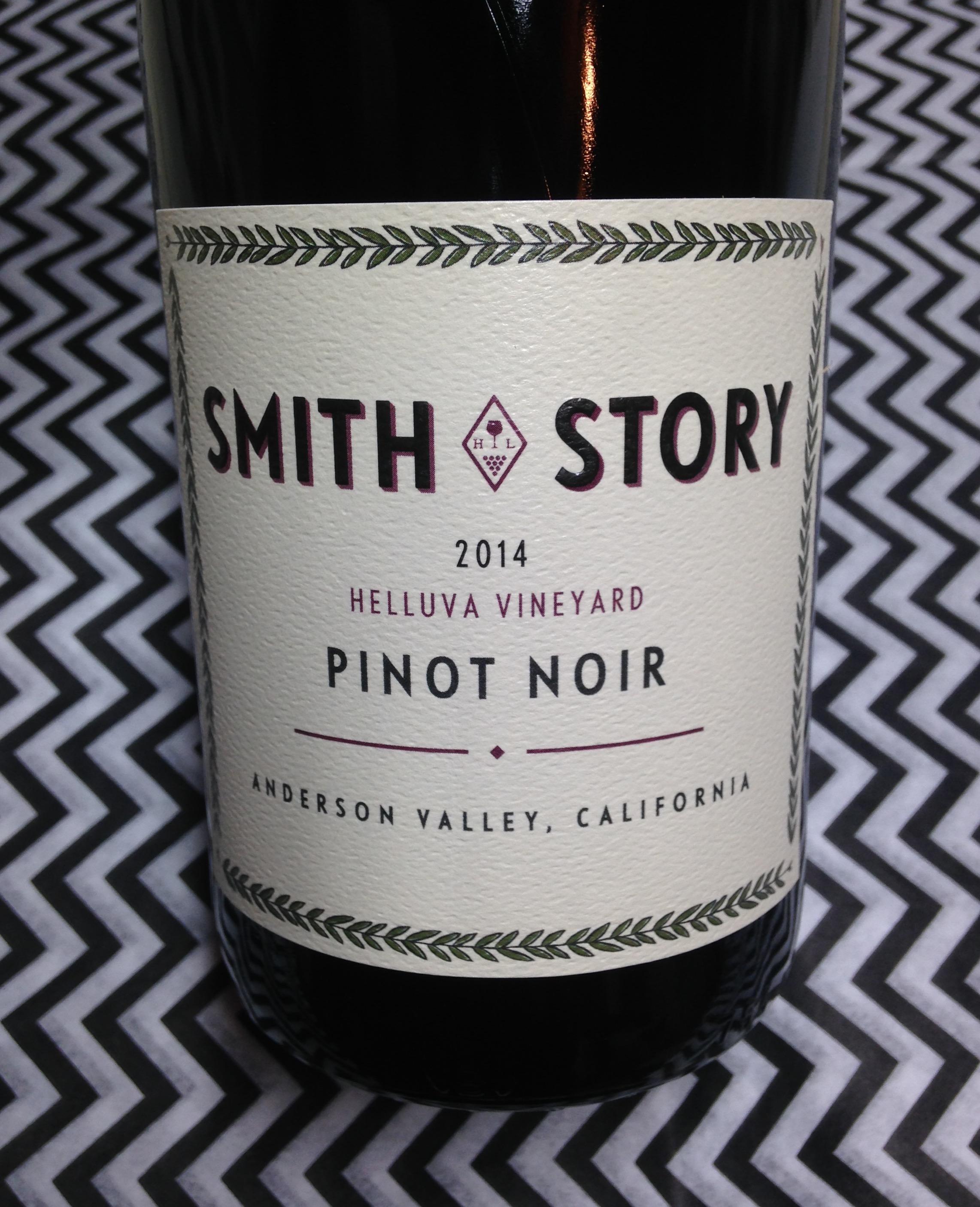 Helluva Pinot Noir