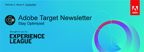 Adobe Target Insider
