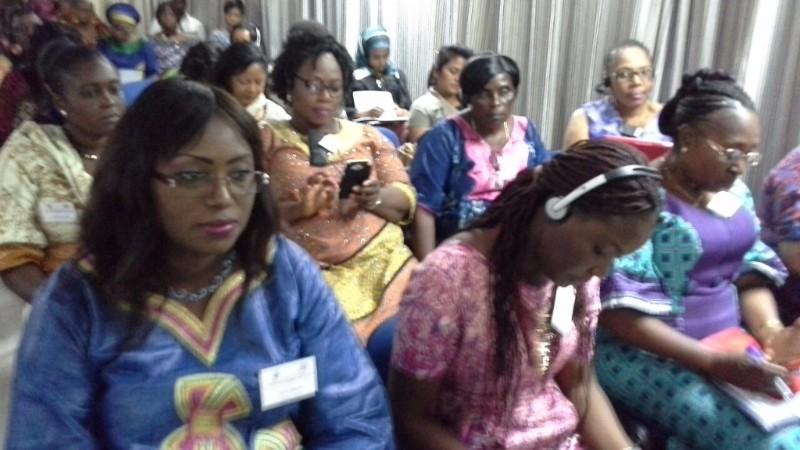 ITUC African Women Unionist Academy