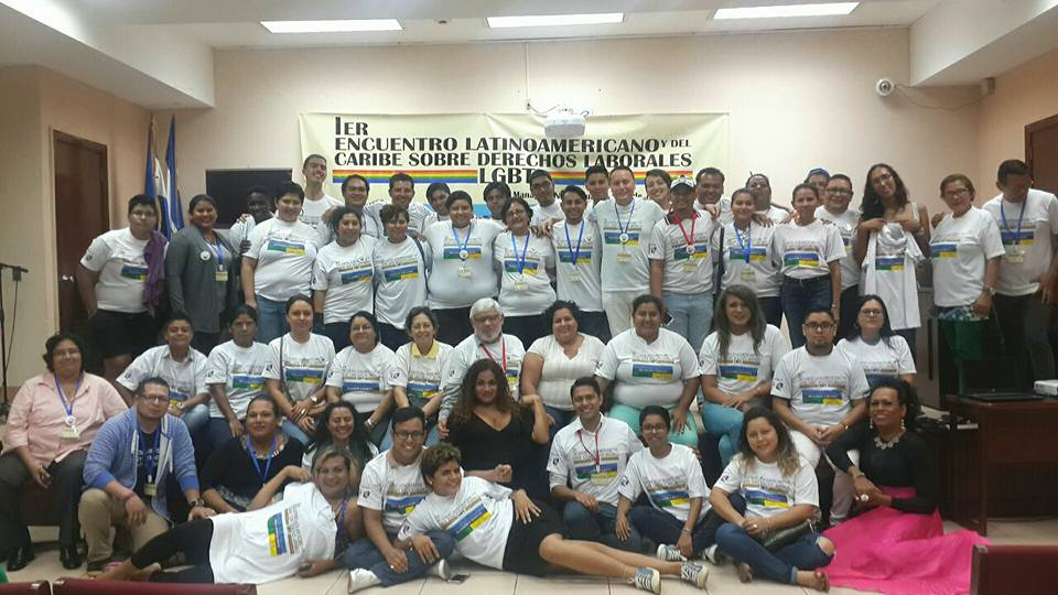Nicaragua LGBTI Labor Inclusion convening