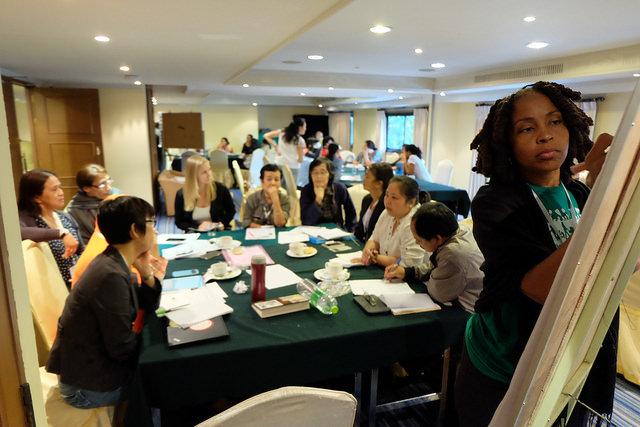 ILO-IDWF-ITUC Regional Workshop on Organizing Migrant Domestic Workers