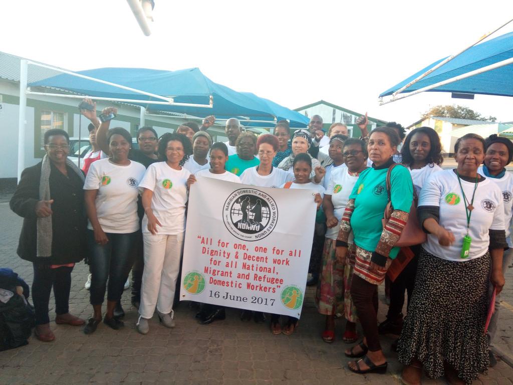 NDAWU Shop-stewards training