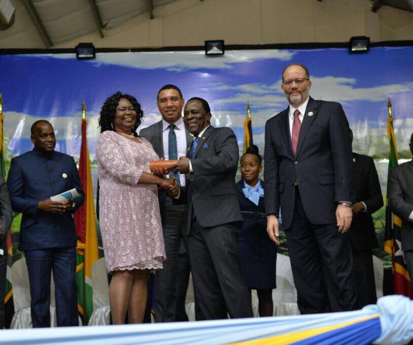 """Shirley Pryce is CARICOM """"Woman of the Year"""""""