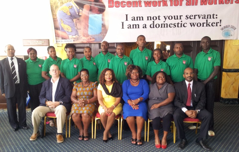 KUDHEIHA launched a National Domestic Workers Council