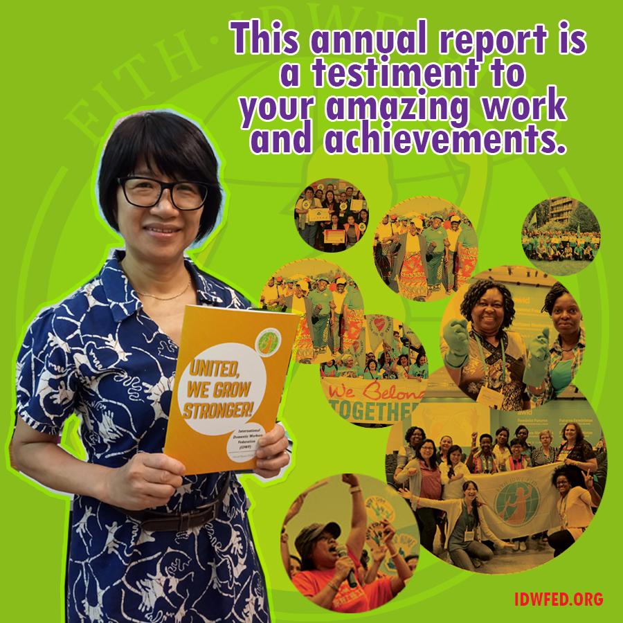 IDWF Annual Report 2016