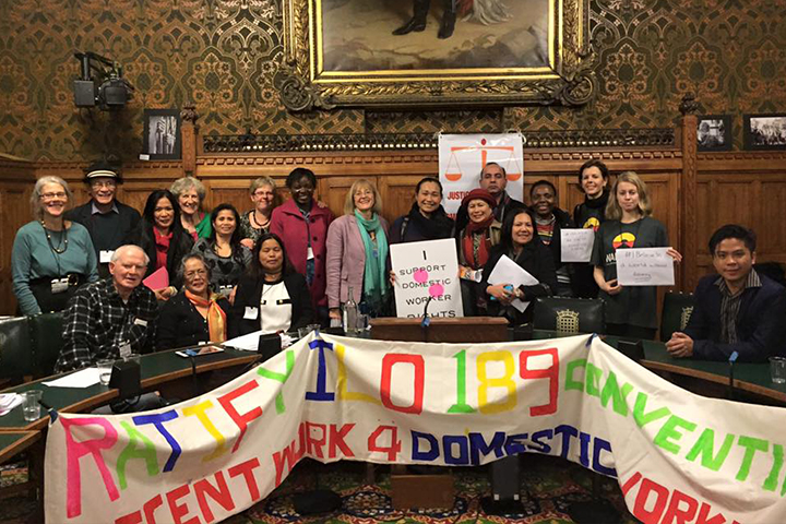 United Kingdom: public event on the Modern Slavery Act