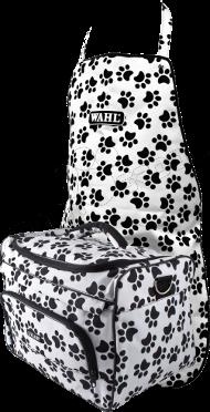 Wahl Paprint Bag and Apron
