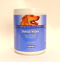 Davis Dental Wipes